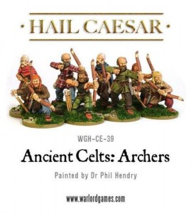 ANCIENT CELTS Archers