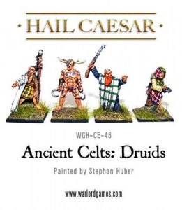 CELTIC DRUIDS