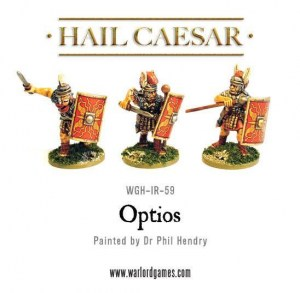 EARLY IMPERIAL Optios