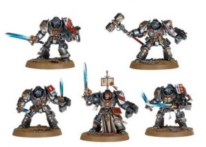 Grey Knight Terminators