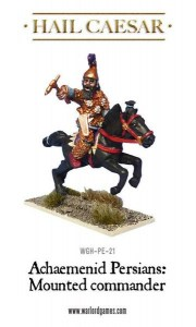 Persian Mounted Commander