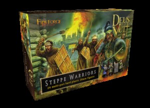 Steppe-warriors FFG