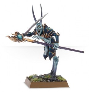Tzeench Sorcerer Lord